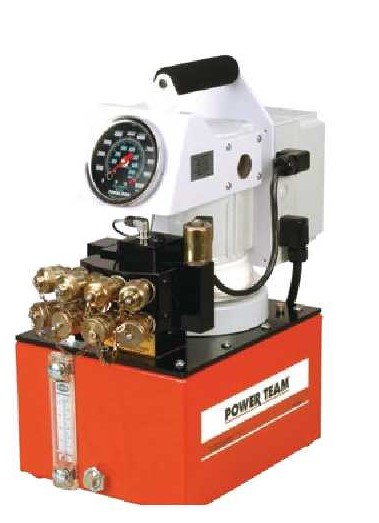 Electric Hydraulic Torque Wrench Pump PE55 Series On