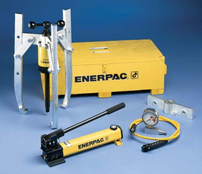 Enerpac Puller Catalog : Item bhp g grip puller sets on metro hydraulic