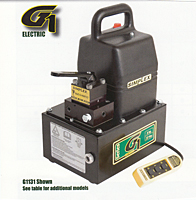Product Image - Simplex G1 Electric
