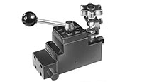 Product Image - 3-way/4-position manual pressure compensated valve
