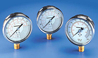 Product Image - Hydraulic Force and Pressure Gauge