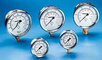 Product Image - Hydraulic Pressure Gauges