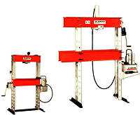 Product Image - Press H Frame 25 Ton