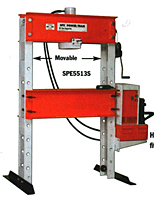 Product Image - H Frame Press 55 Ton