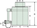 Dimensional Diagram