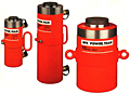 Product Image- RD Series 10-500 Ton, Double-Acting, Hydraulic-Return Double-Acting Cylinders