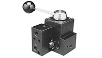 Product Image - 4-way/3-position (tandem center) Manual Valve