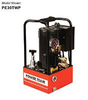 Product Image- Electric Hydraulic Torque Wrench Pump PE30 Series